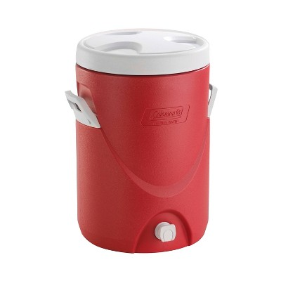 Coleman 20qt Beverage Jug - Red