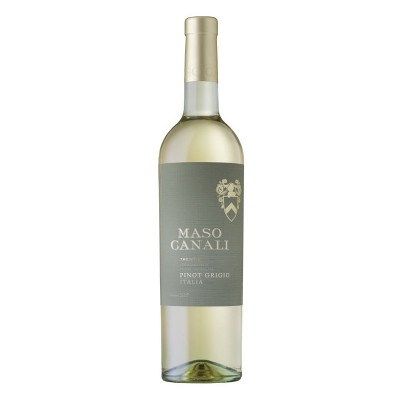Maso Canali Pinot Grigio White Wine - 750ml Bottle