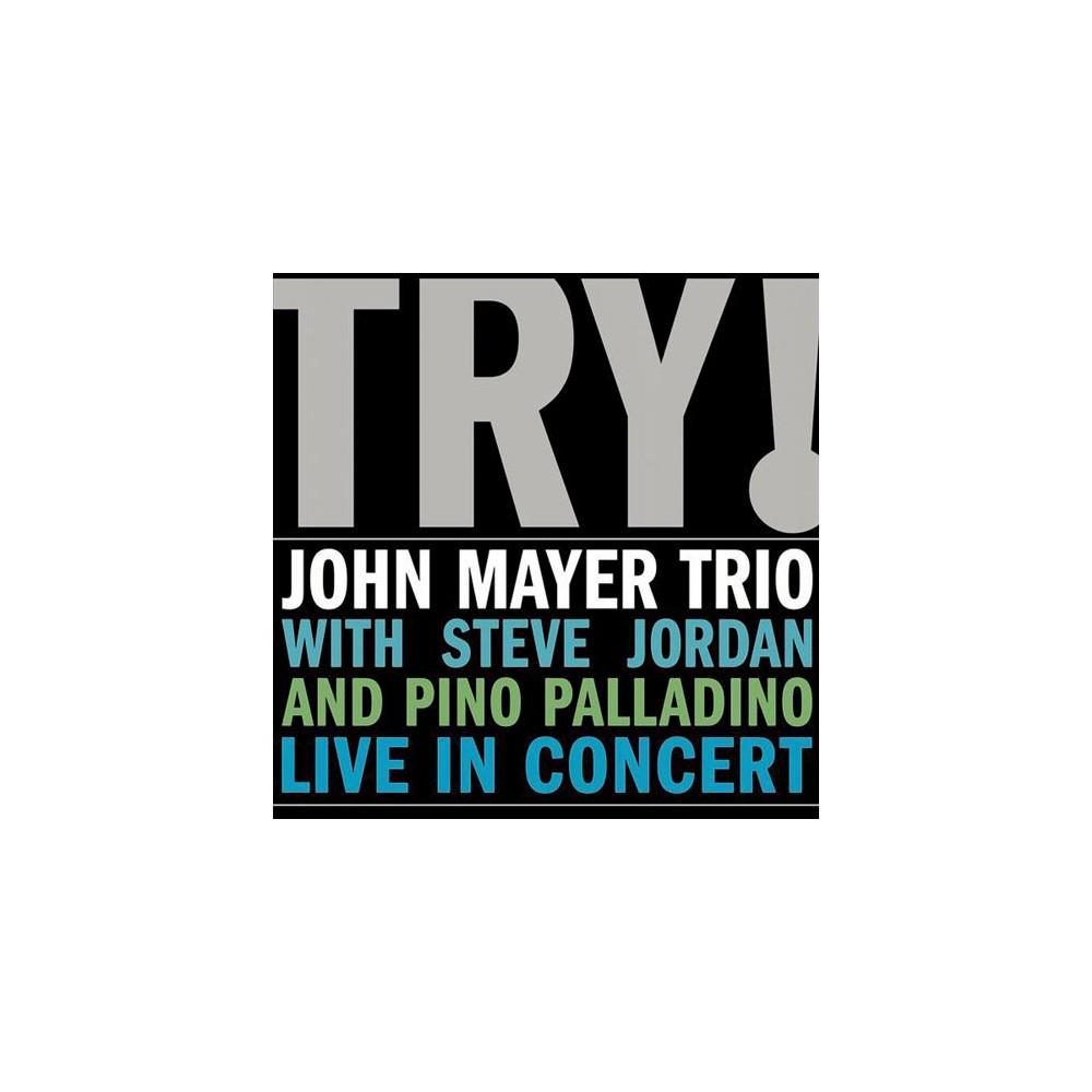John Trio Mayer - Live In Concert (Vinyl)