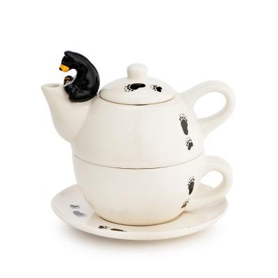 DEMDACO Bear Tea For One