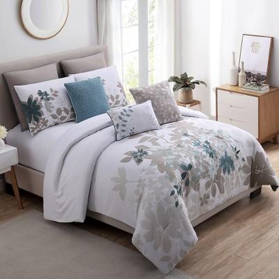 8-Piece Comforter Set Alana.