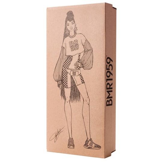 Barbie BMR1959 - Bike Shorts, Romper & Cropped Sweatshirt image number null