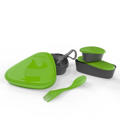 Light My Fire LunchKit Green - 6pc