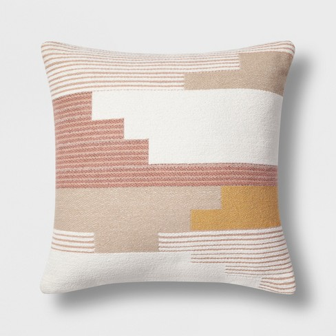 Southwest Geo Square Throw Pillow  - Project 62™ - image 1 of 4