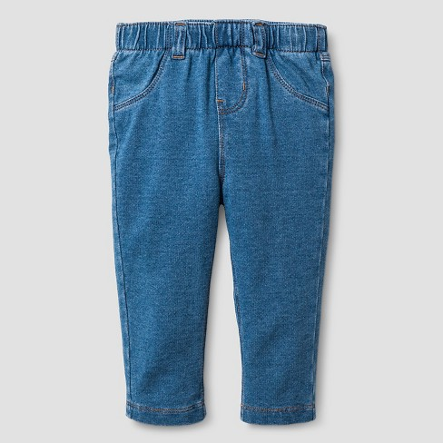 Baby Girls' Jeans - Cat & Jack™ - image 1 of 2