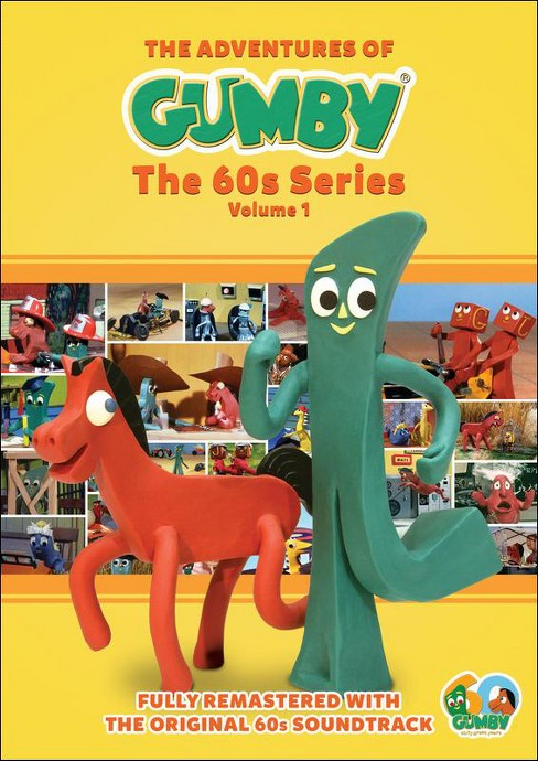 The Gumby Show: The '60s Series - Volume 1 (DVD) - image 1 of 1