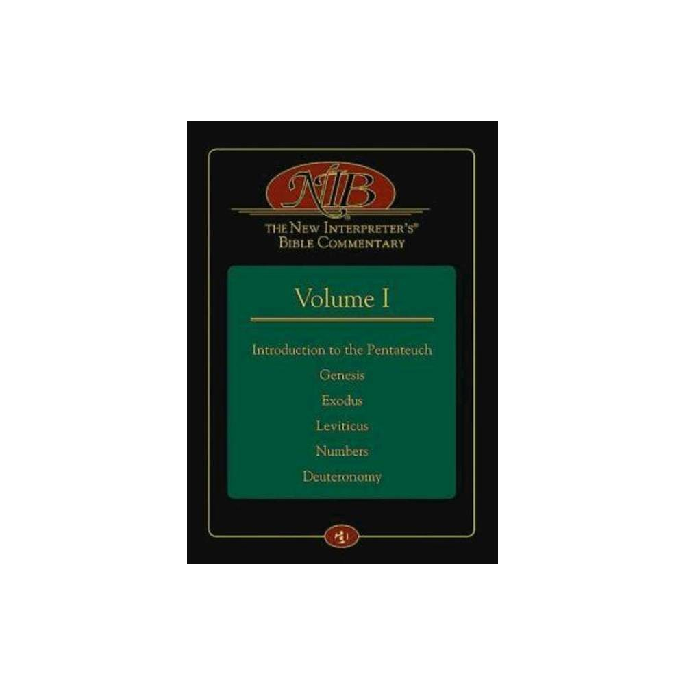 The New Interpreter S R Bible Commentary Volume I Hardcover