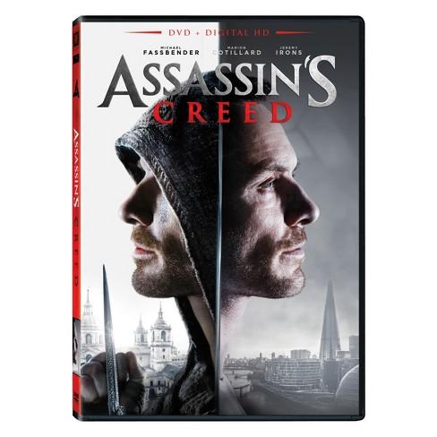 Assassin's Creed (DVD + Digital) - image 1 of 1