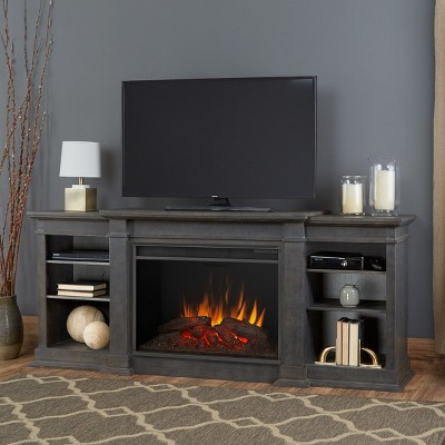 eliot grand electric fireplace entertainment center real flame rh target com entertainment center with electric fireplace insert entertainment centers with electric fireplaces