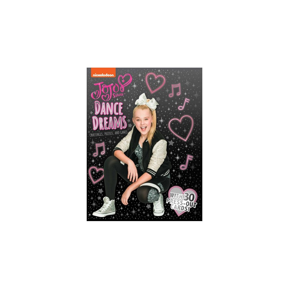 Dance Dreams : Challenges, Puzzles, and Games - (Jojo Siwa) (Paperback)