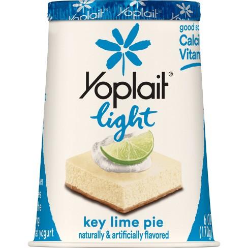 Yoplait Light Key Lime Pie Yogurt - 6oz