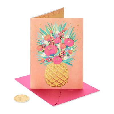 Mothers Day Greeting Card Pineapple Bouquet - PAPYRUS
