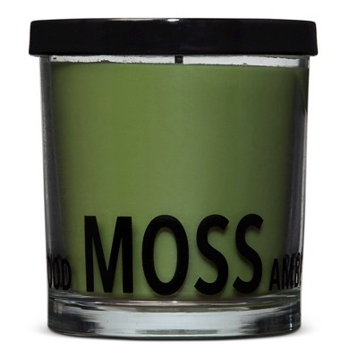 Jar Candle Green Moss Argerwood - Archaeology®