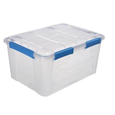 Ezy Storage 79.3qt IP67 Waterproof Storage Box