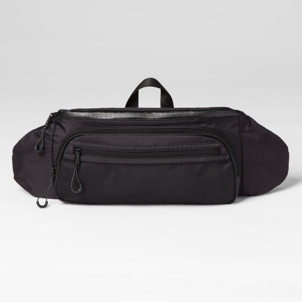 Men's Fanny Pack Crossbody Bag - Original Use Black One Size