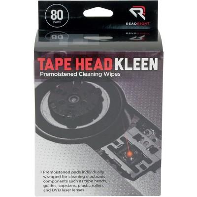Advantus Read Right Tape Head Kleen Pad, 5(W) x 5(L) RRTRR1301