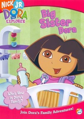 Dora the Explorer: Big Sister Dora (DVD)