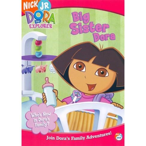 Dora the Explorer: Big Sister Dora (DVD) - image 1 of 1