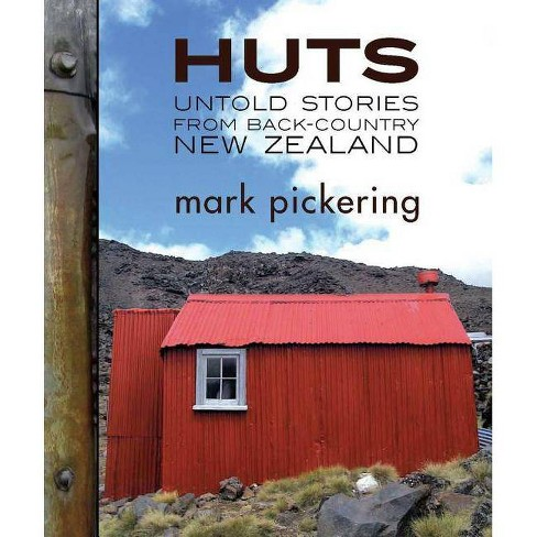 Huts - by  Mark Pickering (Paperback) - image 1 of 1