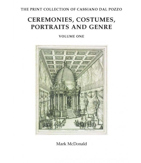 Ceremonies, Costumes, Portraits and Genre (Hardcover) (Mark McDonald) - image 1 of 1