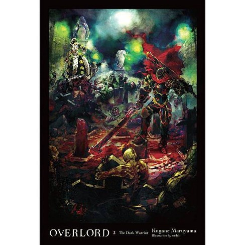 Overlord, Vol. 2 (Light Novel) - by  Kugane Maruyama (Hardcover) - image 1 of 1