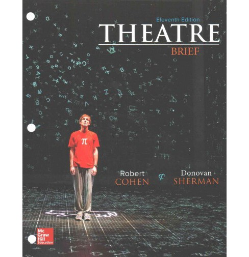 Theatre (Brief) (Paperback) (Robert Cohen) - image 1 of 1