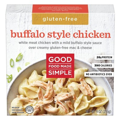 Good Food Made Simple Frozen Buffalo Style Chicken - 9oz