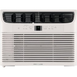 Frigidaire 10000 BTU Window Mounted Room Air Conditioner (FFRA102WA1) White