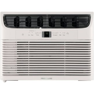 10000 BTU Window-Mounted Room Air Conditioner (FFRA102WA1) White - Frigidaire