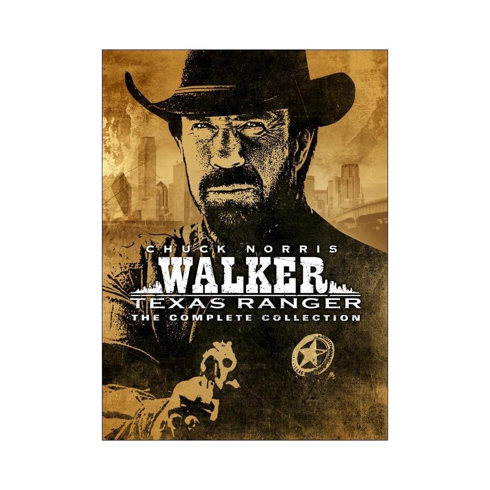 Walker Texas Ranger:Complete Collecti (Dvd)