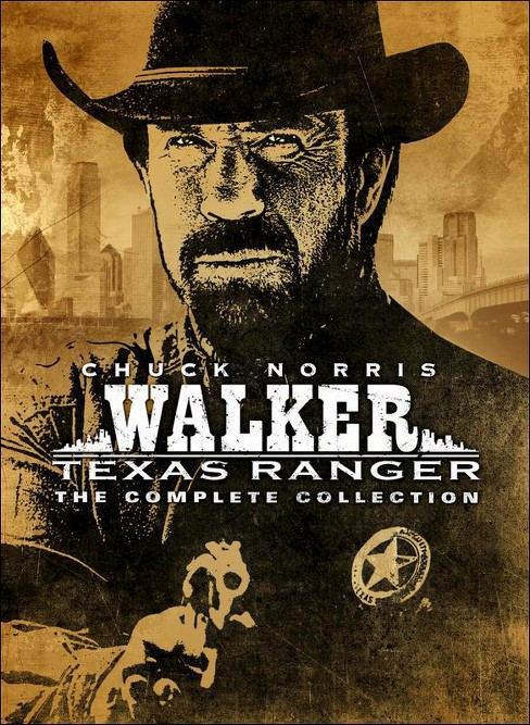 Walker texas ranger:Complete collecti (DVD) - image 1 of 1