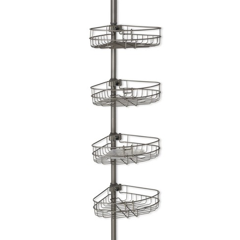 Tension Pole Shower Caddy - Zenna Home : Target