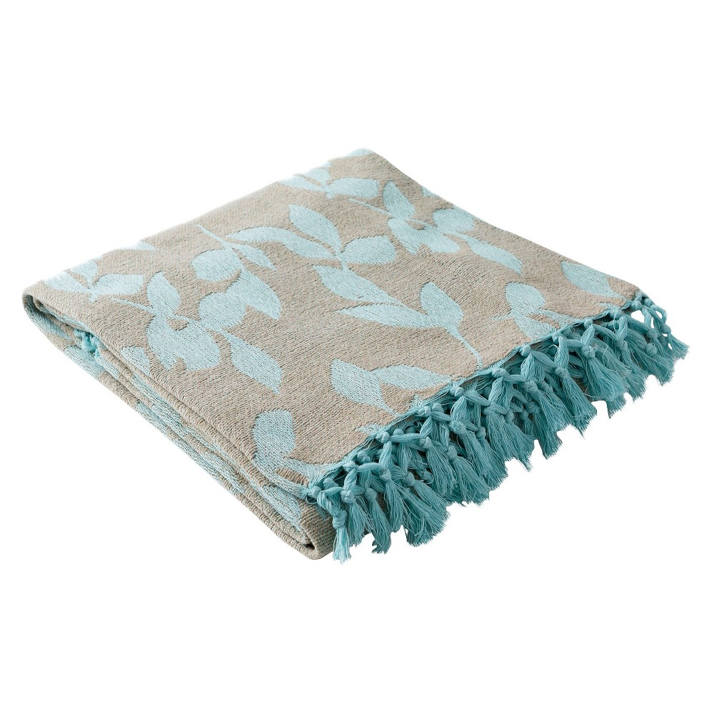 Mint Annabell Nature Throw 50