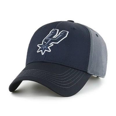 NBA San Antonio Spurs Men's Blackball Hat