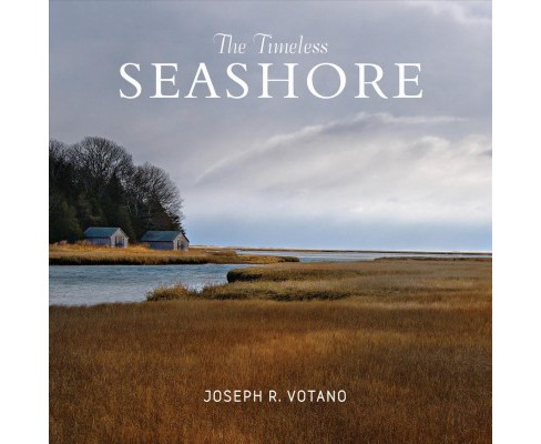 Timeless Seashore -  by Joseph R. Votano (Hardcover) - image 1 of 1