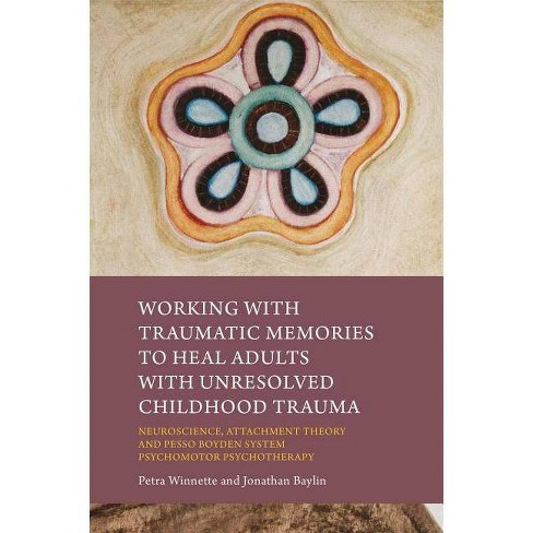 Working with Traumatic Memories to Heal Adults with Unresolved Childhood Trauma - (Paperback) - image 1 of 1
