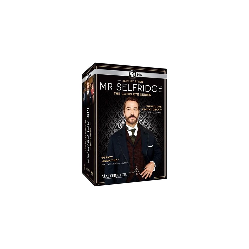 Mr. Selfridge:Complete Series (Dvd)