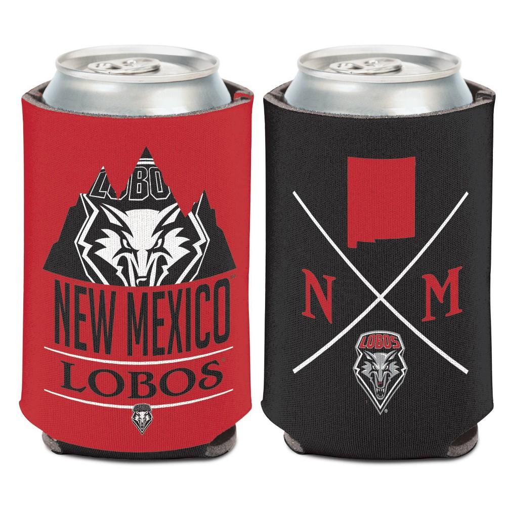 Ncaa New Mexico Lobos Hipster Can Cooler