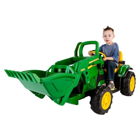 peg perego john deere ground loader target. Black Bedroom Furniture Sets. Home Design Ideas