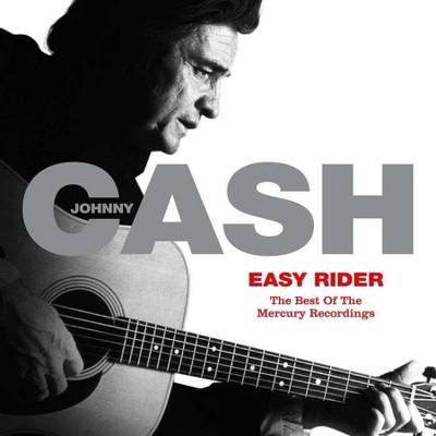 Johnny Cash - Easy Rider: Best of the Mercury Recordings (Vinyl)