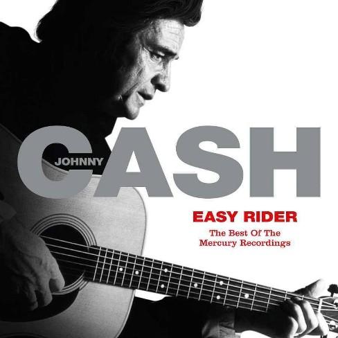 Johnny Cash - Easy Rider: Best of the Mercury Recordings (Vinyl) - image 1 of 1