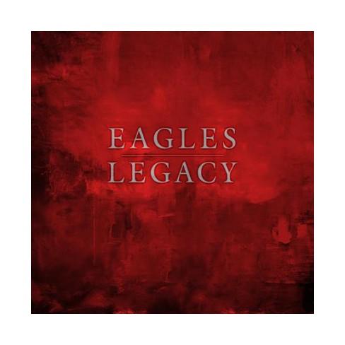 578928d7b34 Eagles - Legacy (CD)   Target