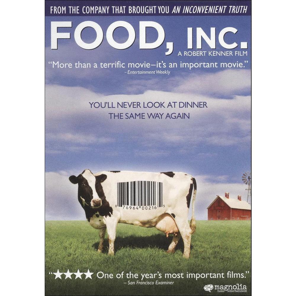 Food, Inc. (dvd_video), Movies