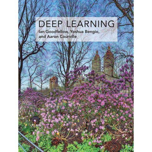 Deep Learning - (Adaptive Computation and Machine Learning) (Hardcover) - image 1 of 1
