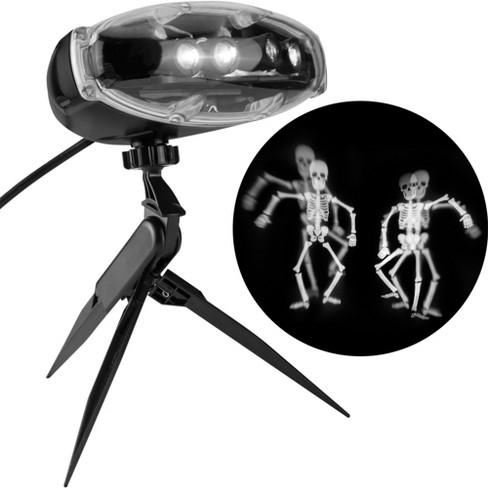 "12"" Halloween Reaper Flutter Fright Lightshow - image 1 of 1"