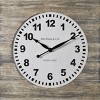 Jackson Square Wall Clock - FirsTime - image 2 of 4