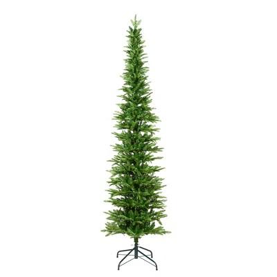 Vickerman Compton Pole Pine Artificial Christmas Tree