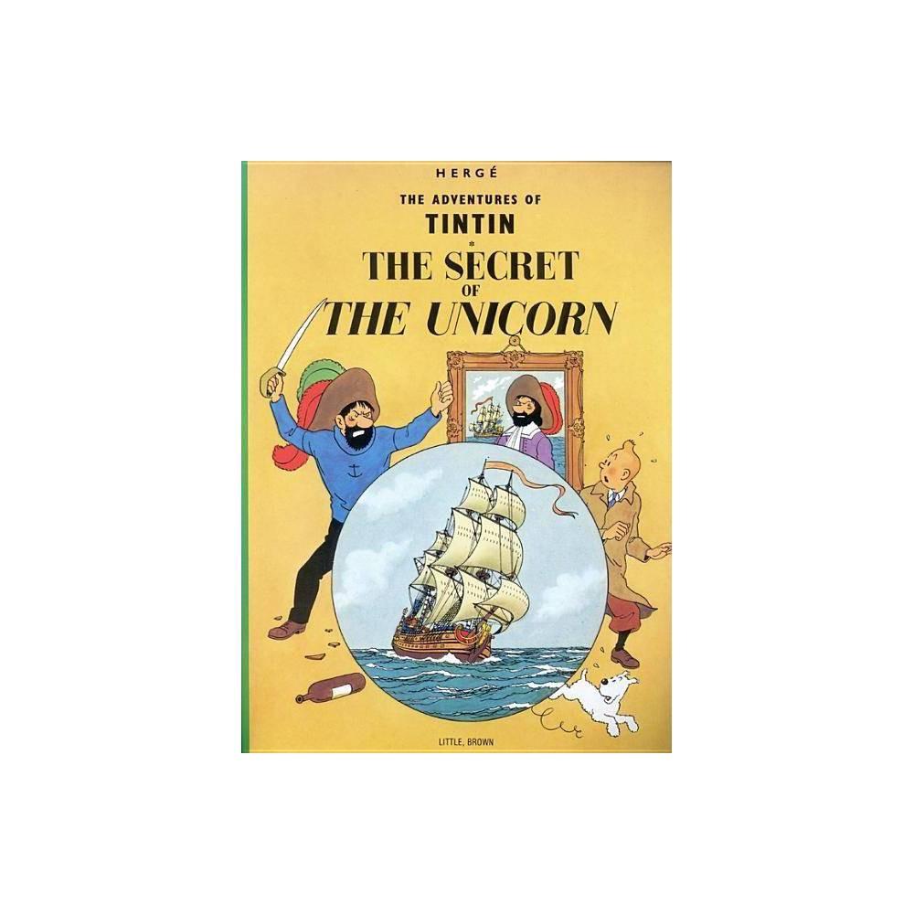 The Secret Of The Unicorn Adventures Of Tintin Original Classic By Herg Paperback
