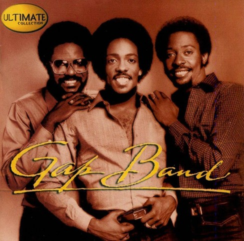 Gap band - Ultimate collection (CD) - image 1 of 1