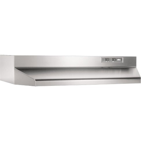 "Broan 4036 160 CFM 36"" Wide Under Cabinet Range Hood - image 1 of 1"